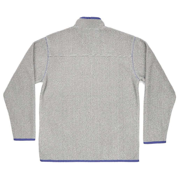 Highland Alpaca Pullover in Light Grey by Southern Marsh