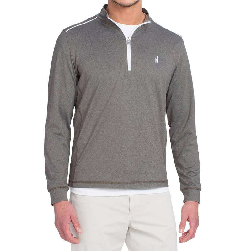 Lammie 1/4 Zip Prep-Formance Pullover by Johnnie-O - FINAL SALE