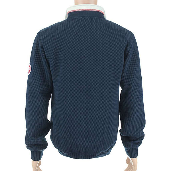 Men's Classic Windproof Pullover in Navy by Holebrook
