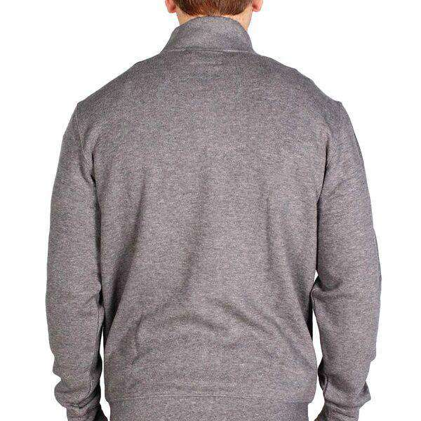 University of Georgia 1/4 Zip Pullover in Steel Grey by Southern Tide