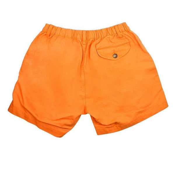 "5 1/2"" Snappers Shorts in Burnt Orange by Vintage 1946"