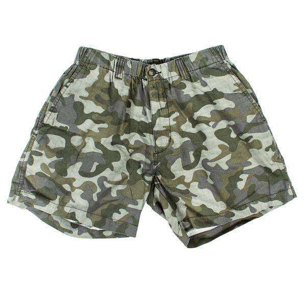 "Men's Shorts - 5 1/2"" Snappers Shorts In Camo By Vintage 1946"