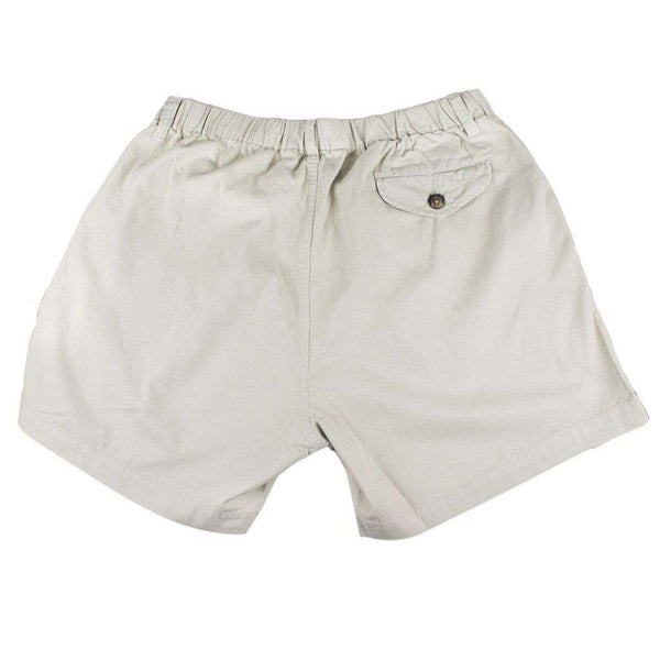 "5 1/2"" Snappers Shorts in Light Stone by Vintage 1946"