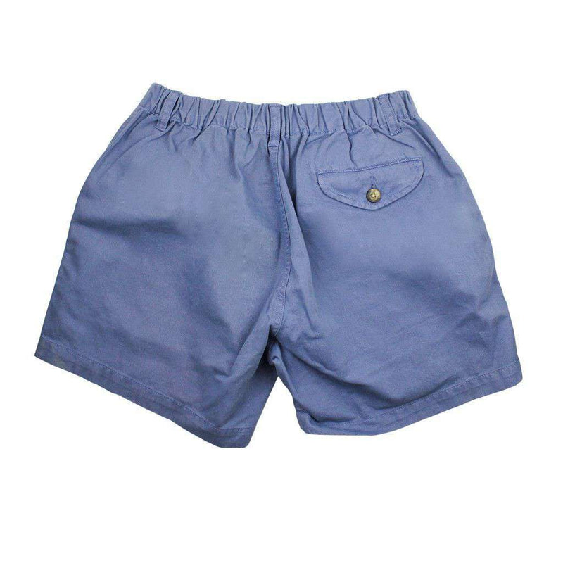 "Men's Shorts - 5 1/2"" Snappers Shorts In Navy By Vintage 1946"