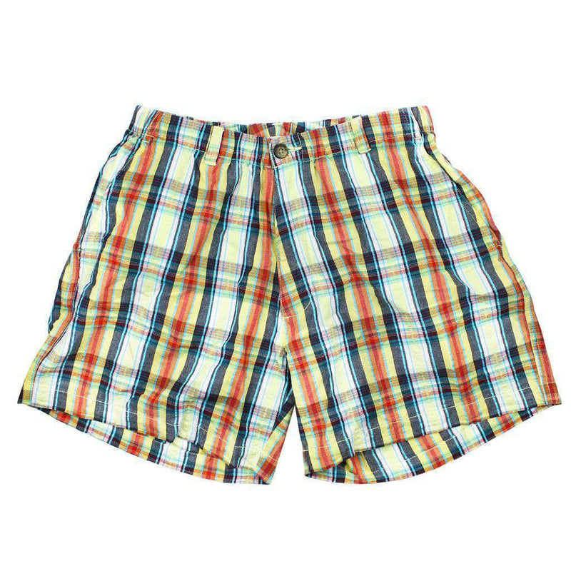 "Men's Shorts - 5 1/2"" Snappers Shorts In Pastel By Vintage 1946"