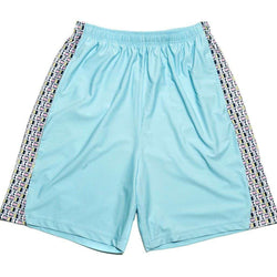 Men's Shorts - Admiral's Shorts In Light Blue By Krass & Co - FINAL SALE