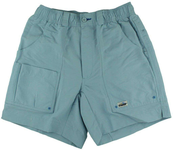 Men's Shorts - Angler Shorts V2.0 In Dream Blue By Coast - FINAL SALE