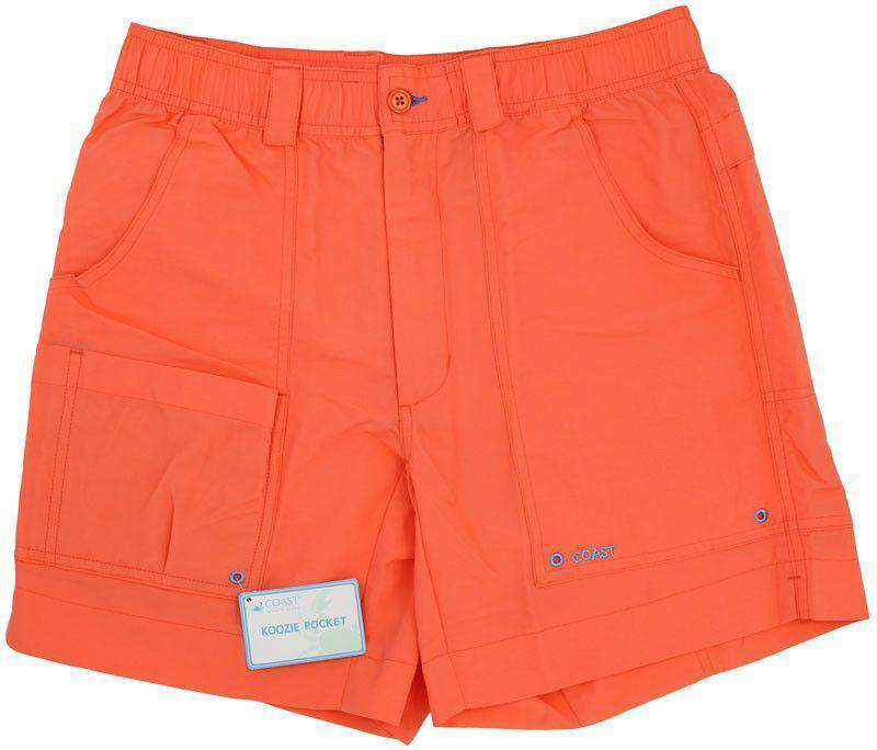 Men's Shorts - Angler Shorts V2.0 In Riptide By Coast - FINAL SALE