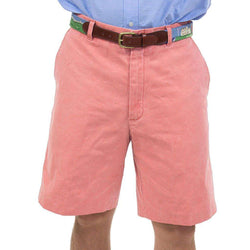 Murray s Toggery Authentic Nantucket Red Plain Front Shorts ... 844b868f9e