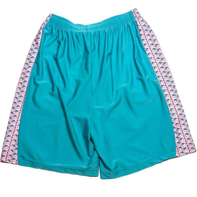 Men's Shorts - Big Tuna Shorts In Blue By Krass And Co. - FINAL SALE