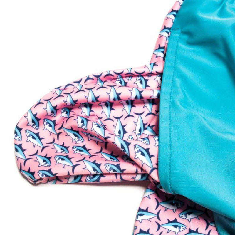 Big Tuna Shorts in Blue by Krass and Co. - FINAL SALE