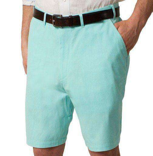 Cisco Short in Aqua by Castaway Clothing