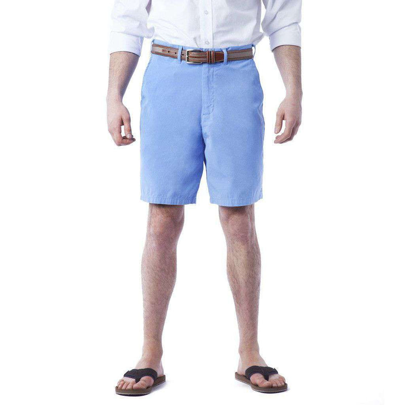 Men's Shorts - Cisco Shorts In Periwinkle By Castaway Clothing