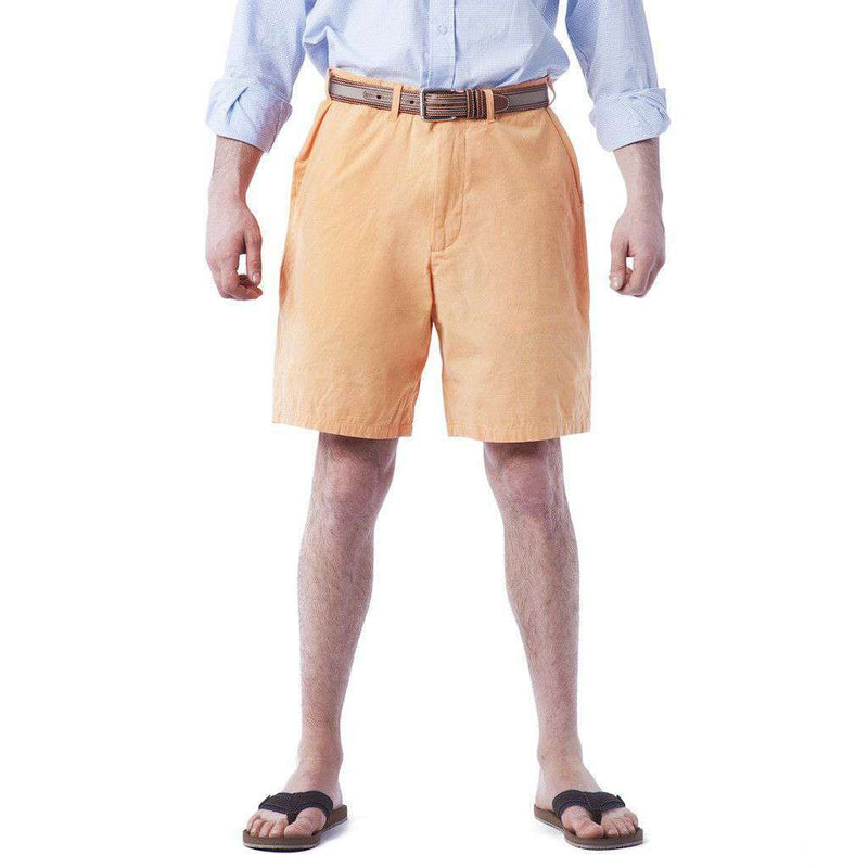 Men's Shorts - Cisco Shorts In Sherbet By Castaway Clothing - FINAL SALE