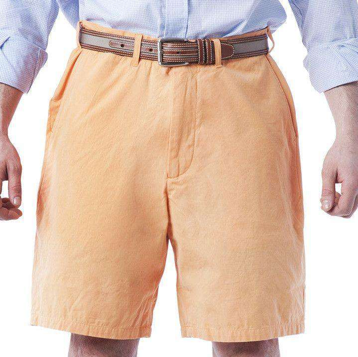 Cisco Shorts in Sherbet by Castaway Clothing - FINAL SALE