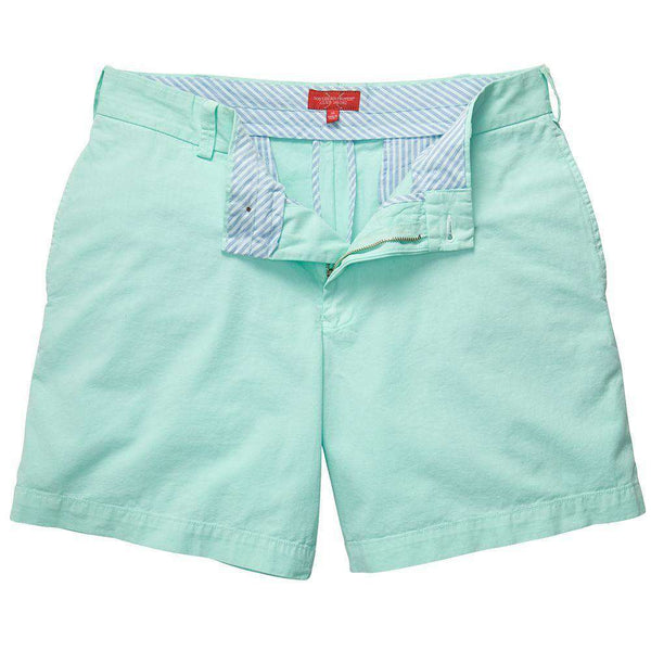 Club Short in Seafoam by Southern Proper - FINAL SALE
