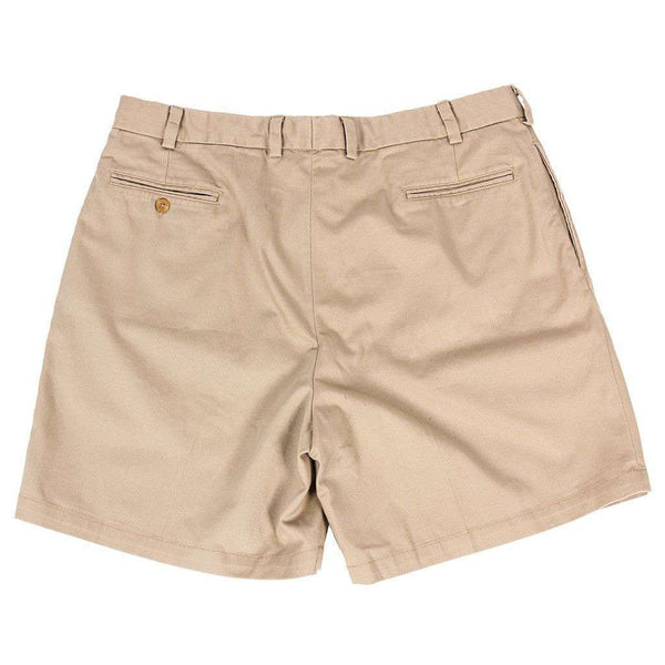 Dalton Short Khaki - Pleated by Jack Donnelly Khakis - FINAL SALE