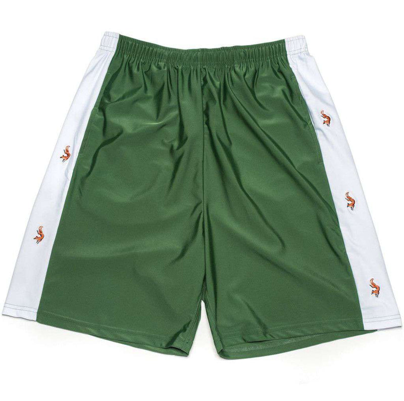 Men's Shorts - Fox Shorts In Green By Krass & Co.