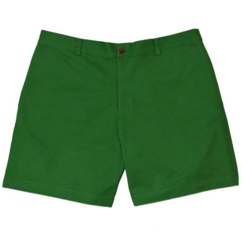 Freedom Shorts in Augusta Green by Blankenship Dry Goods  - 1