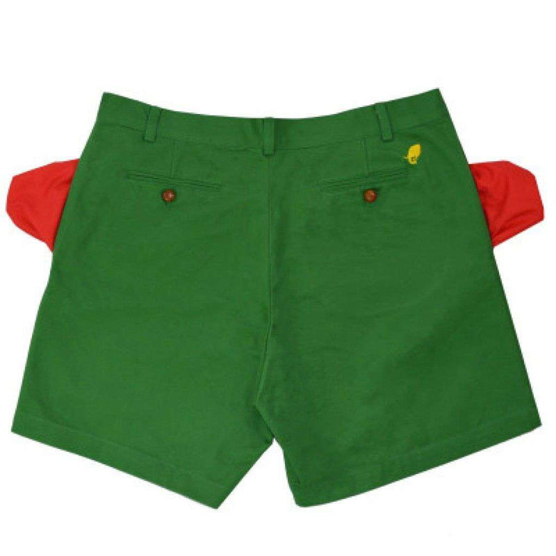 Freedom Shorts in Augusta Green by Blankenship Dry Goods  - 2