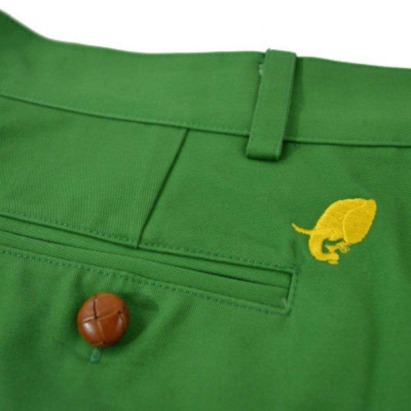 Freedom Shorts in Augusta Green by Blankenship Dry Goods  - 3