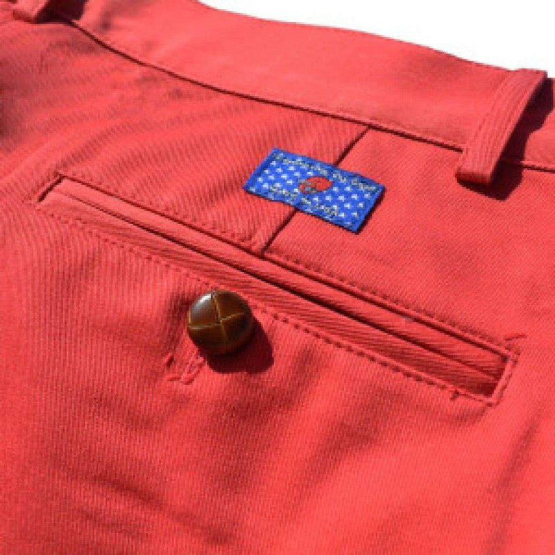 Men's Shorts - Freedom Shorts In Madaket Twill By Blankenship Dry Goods - FINAL SALE