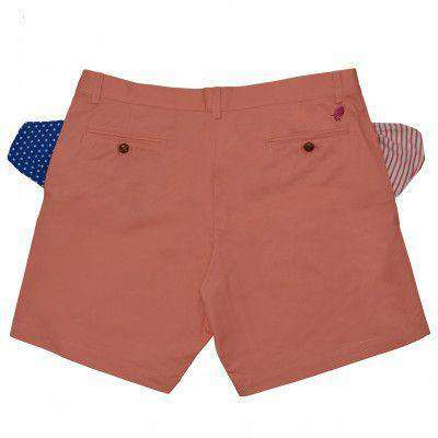 Freedom Shorts in Nantucket Twill by Blankenship Dry Goods  - 1