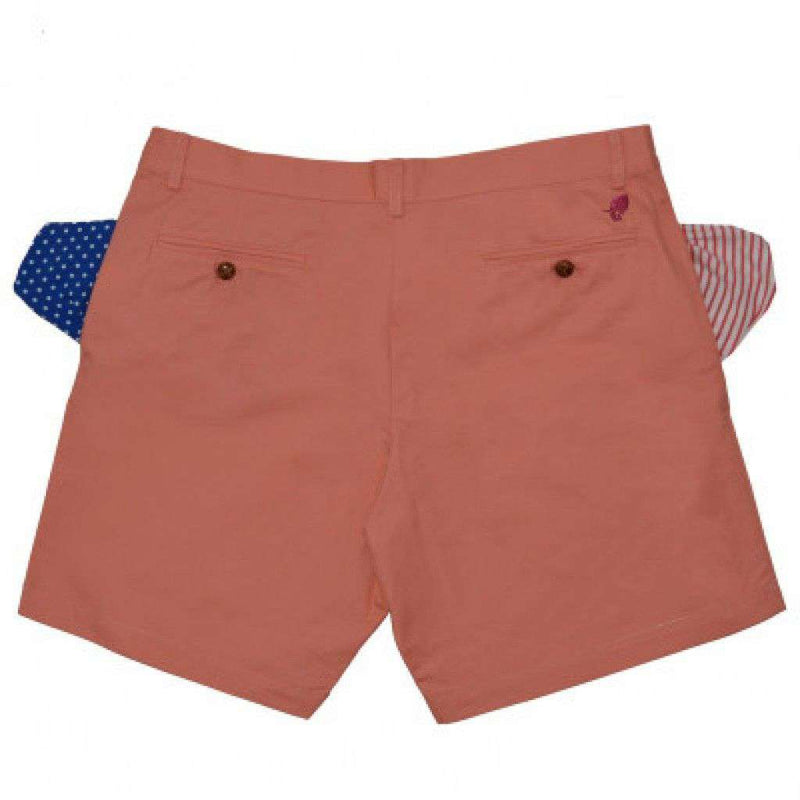 Men's Shorts - Freedom Shorts With 9 Inch Inseam In Nantucket Twill By Blankenship Dry Goods - FINAL SALE