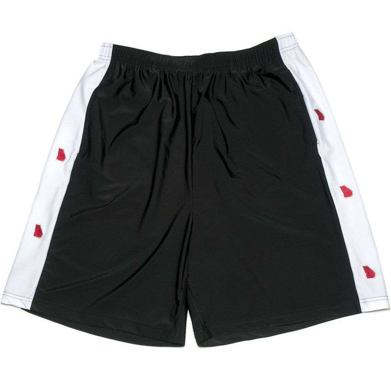Men's Shorts - GA Athens Shorts In Black By Krass & Co.