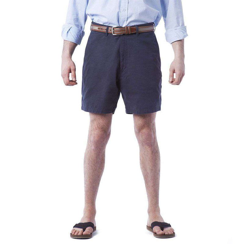 Mariner Short in Navy by Castaway Clothing - FINAL SALE
