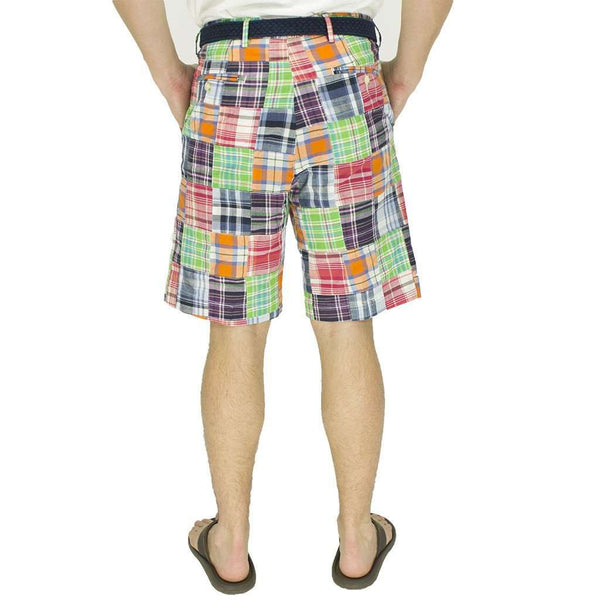 Million Dollar Madras Shorts by Country Club Prep - FINAL SALE