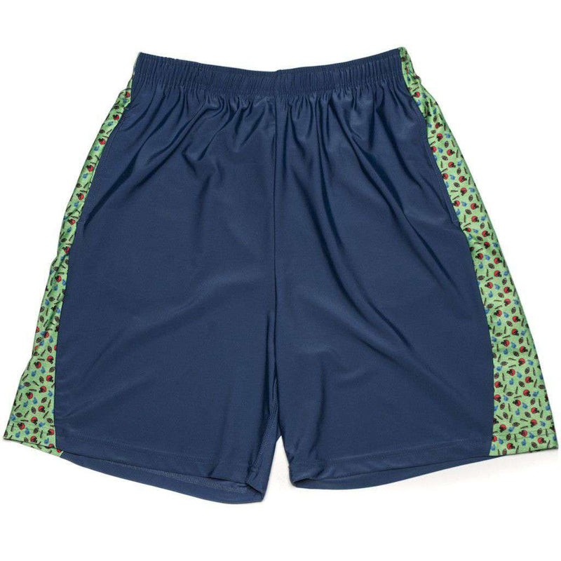Men's Shorts - Moose Shorts In Navy By Krass & Co.