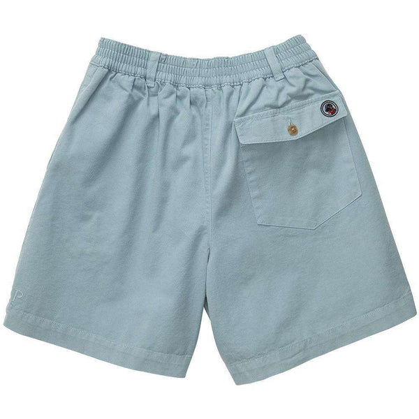 Preppy Camp Short in Light Blue by Southern Proper - FINAL SALE