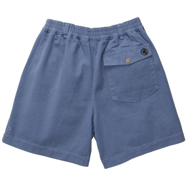 Preppy Camp Short in Marlin Blue by Southern Proper - FINAL SALE