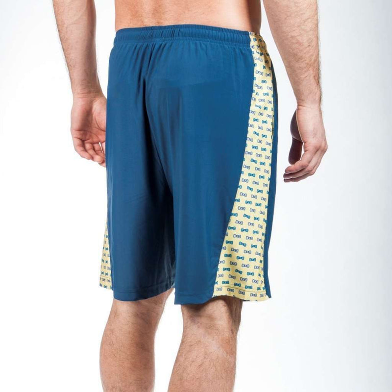 Stay Classy Shorts in Navy by Krass & Co. - FINAL SALE