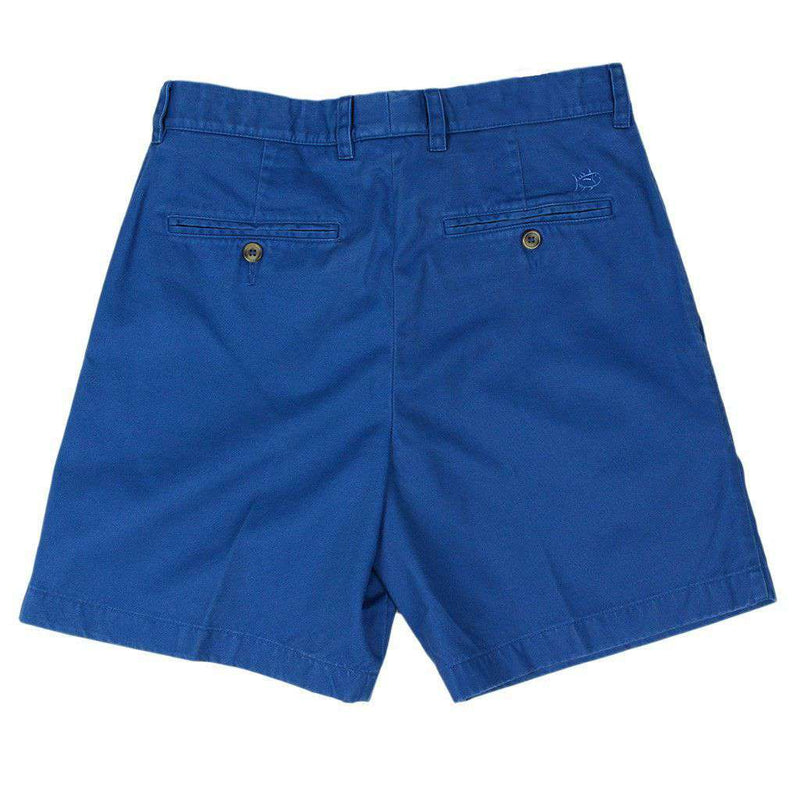 "The 7"" Skipjack Short in Blue Cove by Southern Tide"