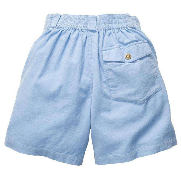 The Atlantic Short in Light Blue by Southern Proper - FINAL SALE