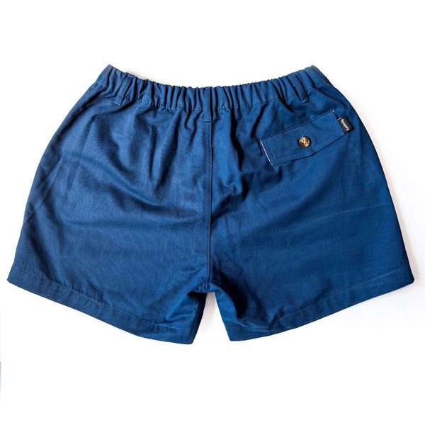 "The Deep Seas 5.5"" Shorts in Navy by Kennedy"