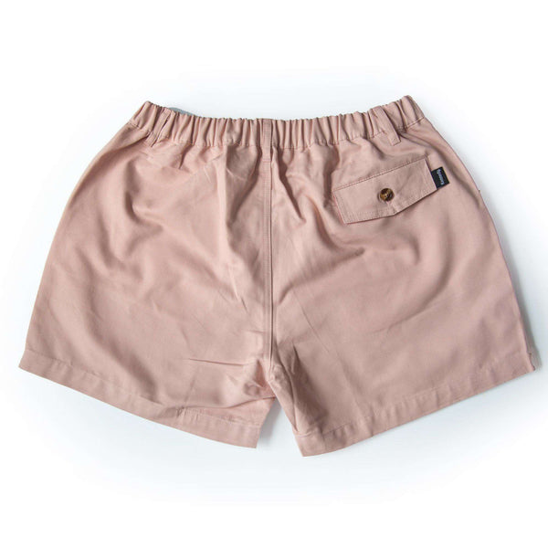 "The Dusty Rhodes 5.5"" Shorts in Rose by Kennedy"