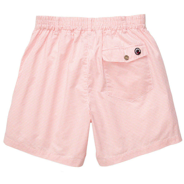 The Gingham Short in Spike the Punch Pink by Southern Proper - FINAL SALE