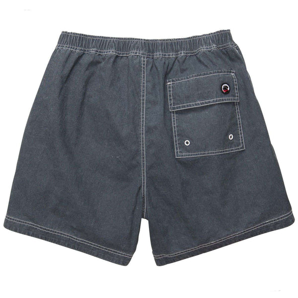 The Hatchie Short in Washed Navy by Southern Proper - FINAL SALE