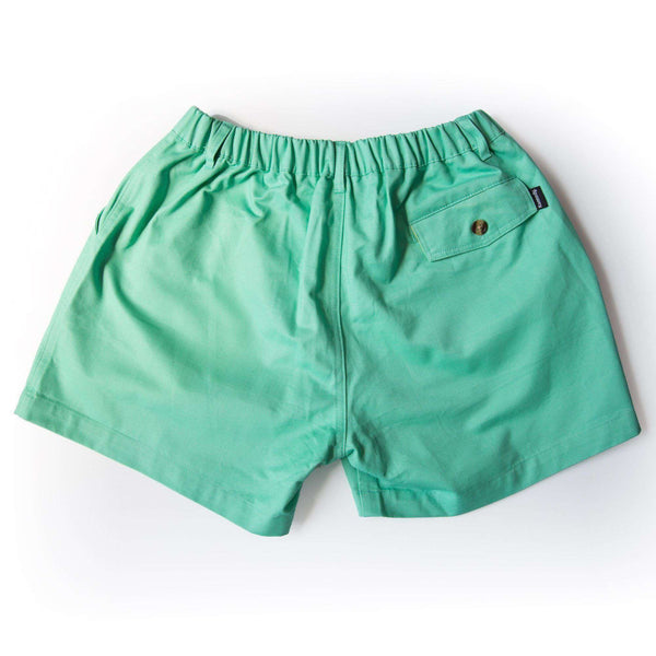 "The Mint Julep 5.5"" Shorts in Green by Kennedy"