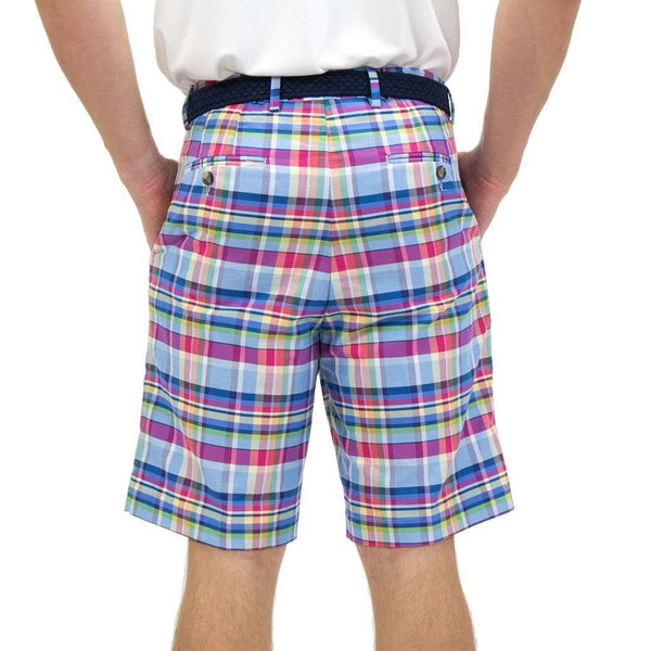 The People's Choice Plaid Shorts by Country Club Prep - FINAL SALE