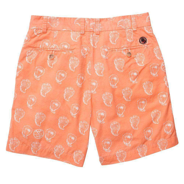 The Shucker Short in Coral by Southern Proper - FINAL SALE