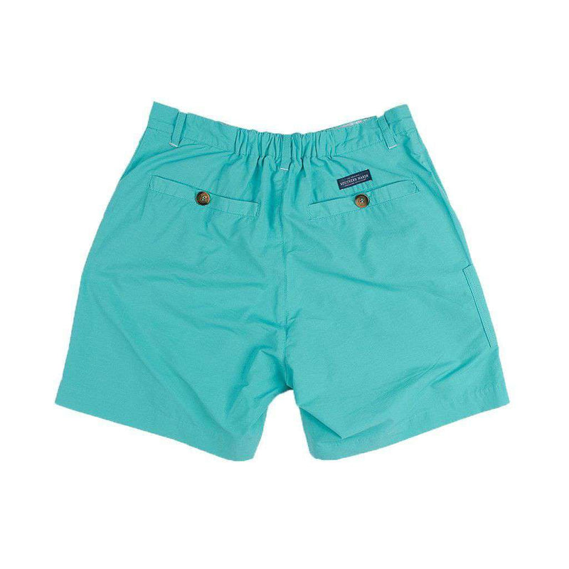 The Tarpon Flats Fishing Short in Antigua Blue by Southern Marsh