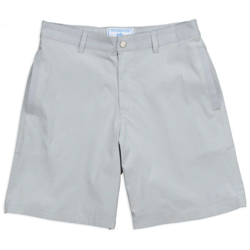 75f2085e8c Men's Shorts - Tide To Trail Performance Shorts In Harpoon Grey By Southern  Tide