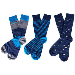 Socks Gift Pack by Barbour