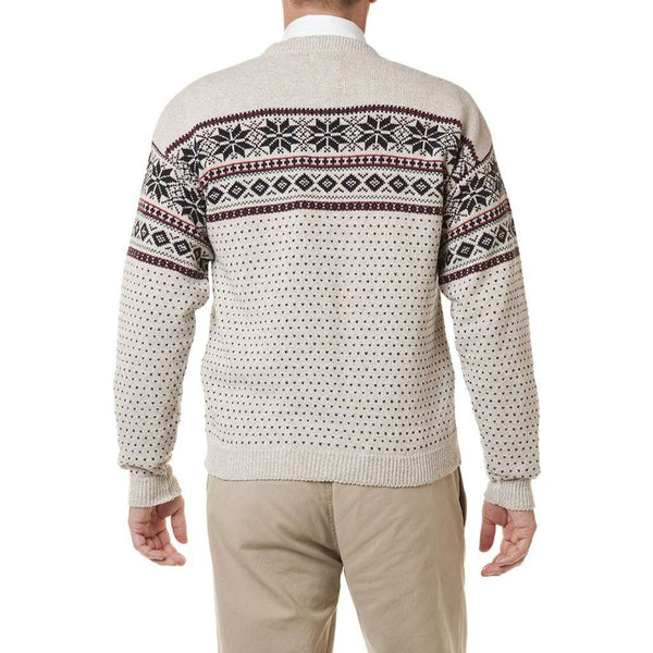 New England Hiker Sweater by Castaway Clothing
