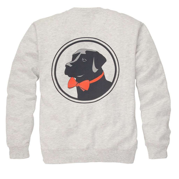 Original Lab Sweatshirt in White by Southern Proper - FINAL SALE