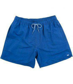 a900ef33a3 Men's Swimsuits - Classic Swim Trunks In Blue Cove By Southern Tide